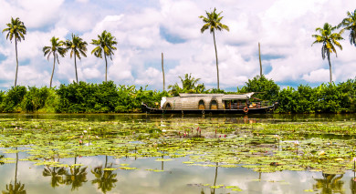 Example private tour: Simply South India: Heritage, Landscapes and Beach