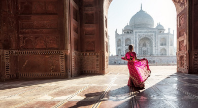 Example private tour: Highlights of India: From the North to the South