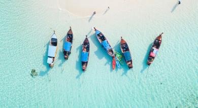 Empfohlene Individualreise, Rundreise: Bhutan und Thailand – Bergwelten und Strand