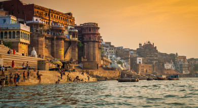 Empfohlene Individualreise, Rundreise: Sprituelles Nordindien: Götter, Ganges & Goldener Tempel