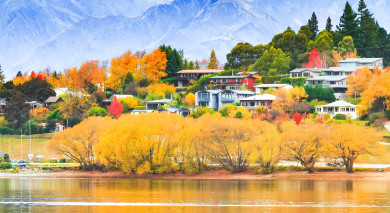 Example private tour: Road Trip: Luxury New Zealand