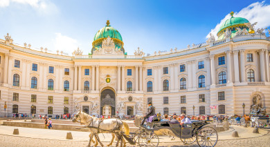 Example private tour: Austria and Germany: Heritage Sites