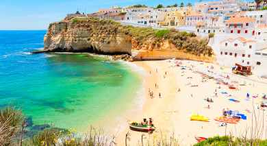 Example private tour: Southern Portugal and Beaches