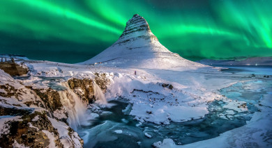 Example private tour: Road Trip: Iceland's Northern Lights