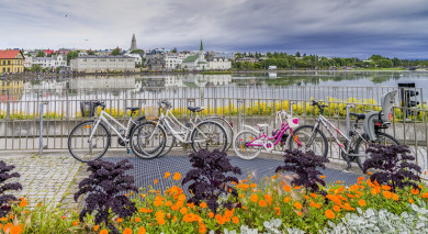 Example private tour: Iceland: Summer Stopover