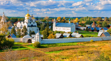 Example private tour: Russia: Golden Triangle
