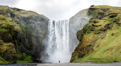 Example private tour: Wonders of South Iceland