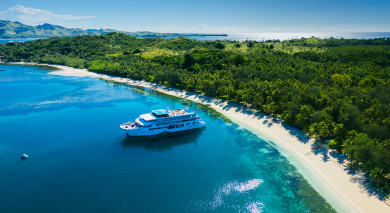 Example private tour: Road Trip: Paradise Islands of Fiji