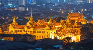 Empfohlene Individualreise, Rundreise: Thailand – Bangkok und Höhepunkte des Südens