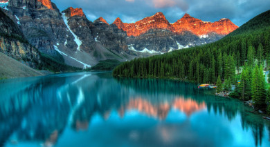 Empfohlene Individualreise, Rundreise: Kanada: Rocky Mountains & wilde Küste