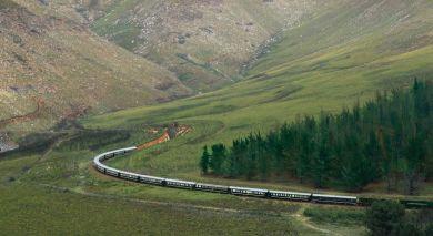 Empfohlene Individualreise, Rundreise: Südafrika, Simbabwe & Botswana: Magische Wasserwelten & Abenteuer Rovos Rail