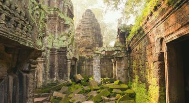 Example private tour: Ancient Wonders of Cambodia & Laos