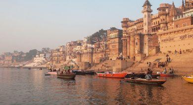 Example private tour: Spiritual North India