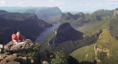 Example private tour: South Africa & Zambia:  Panorama Route, Kruger & Victoria Falls