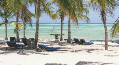 Example private tour: Big Five and Remote Island Paradises