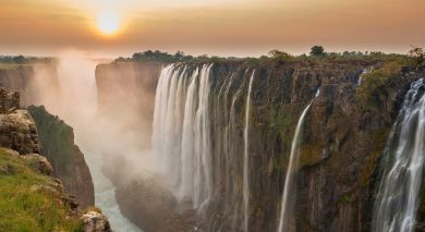Example private tour: Wings over Victoria Falls and Botswana
