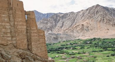 Example private tour: Historic Himalayan Footsteps