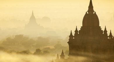 Example private tour: Myanmar for Beginners