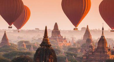 Empfohlene Individualreise, Rundreise: Myanmar für Einsteiger