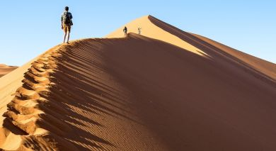 Example private tour: Classic Namibia Luxury Safari