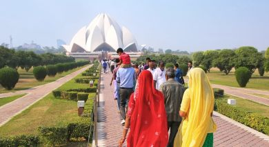 Example private tour: Spiritual and Symbolic India