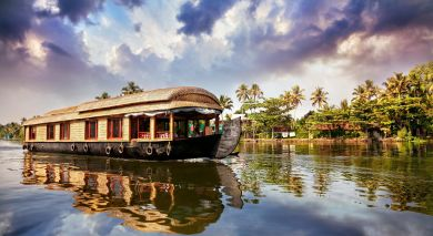 Example private tour: North and South India Special