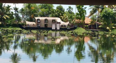Empfohlene Individualreise, Rundreise: Südindien: Tempel & Hausboot
