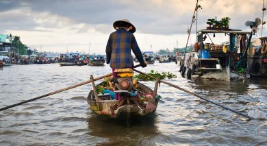 Empfohlene Individualreise, Rundreise: Individuelle Vietnam Rundreise