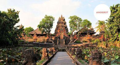 Empfohlene Individualreise, Rundreise: Indonesiens Kultur- und Naturerbe entdecken