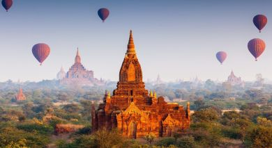 Example private tour: The Best of Myanmar