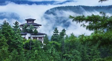 Example private tour: Luxury in Bhutan