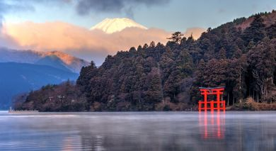 Empfohlene Individualreise, Rundreise: Japan Luxusreise