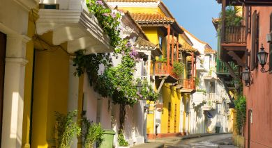 Example private tour: Colombian Getaway