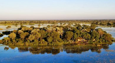 Example private tour: Wings over Botswana