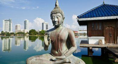 Example private tour: Ancient Wonders & Beach of Sri Lanka