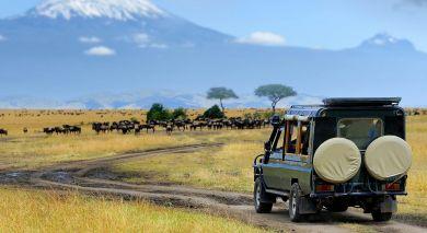 Empfohlene Individualreise, Rundreise: Atua Enkop Exklusiv: Kenia Safari und Strandurlaub