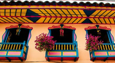 Example private tour: Colombia: Colorfully Yours