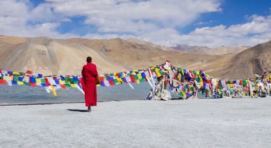Example private tour: Leh's Buddhist Heritage and Natural Wonders