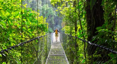 Example private tour: Costa Rica: Culture, Colors and Cuisine