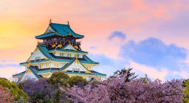 Example private tour: Landscapes and Legends of Kyushu