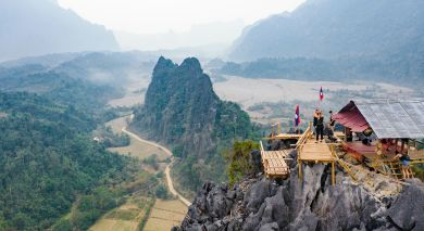 Example private tour: Highlights of Laos, Vietnam and Cambodia