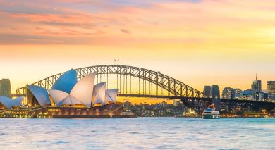Example private tour: Highlights of Australia