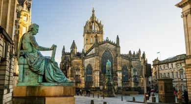 Example private tour: Iconic Highlights of England and Scotland