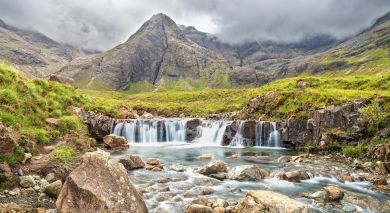 Example private tour: Classic Scotland