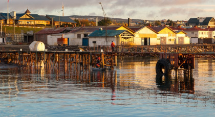 Destination Punta Arenas in Chile