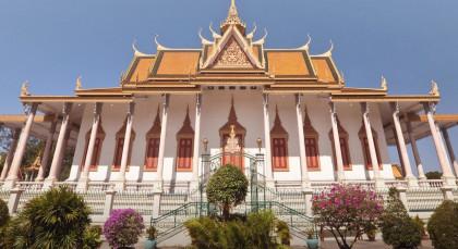 Phnom Penh in Kambodscha