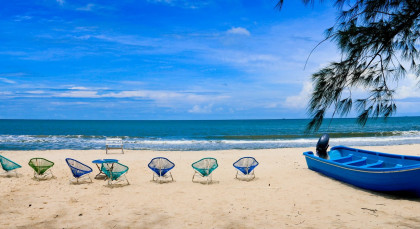 Destination Koh Rong Archipelago in Cambodia