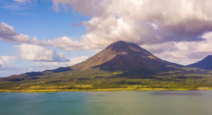 Arenal in Costa Rica