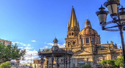 Guadalajara in Mexiko