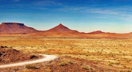 Damaraland (Palmwag) in Namibia